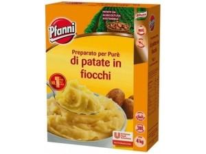 Pfanni preparato per purè  di patate in fiocchi kg 4