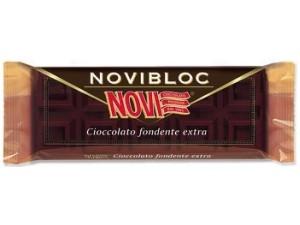 Novi novibloc   cioccolato • latte • fondente  gr 500