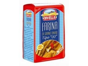 """Divella farina tipo """"00"""" di grano tenero kg 1"""