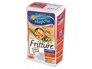 Lo conte le farine magiche farina  per fritture gr 750