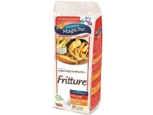 Lo conte le farine magiche farina per frittura integrale gr 300