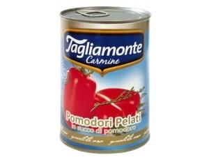Tagliamonte carmine pomodori pelati  a strappo gr 400