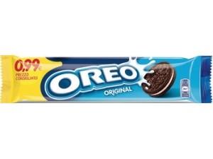 Oreo  biscotti al cioccolato  in tubo gr 154