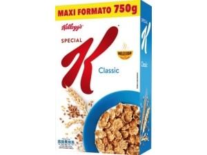Kellogg's special k cereali - gr 750