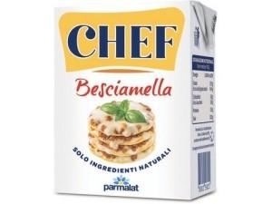 Parmalat  chef besciamella uht  pronta per cucinare in brik  ml 200