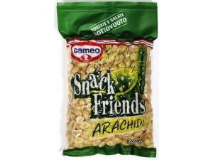 Cameo   arachidi tostate e salate  snack friends gr 300
