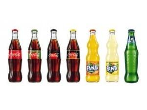 • coca cola • coca cola zero • coca cola lemon • fanta • sprite cl 33