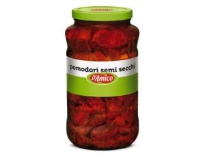 D'amico pomodori semi secchi kg 2,9