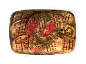Le delizie melanzane arrostite in olio kg 1