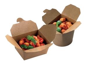 Street food scatola chiusa pz 50
