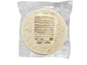 Tortillas durum   cm 25 pz 18