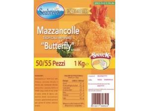 Seabreeze  mazzancolle butterfly kg 1