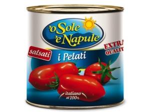 'o sole 'e napule  pomodori pelati kg 3