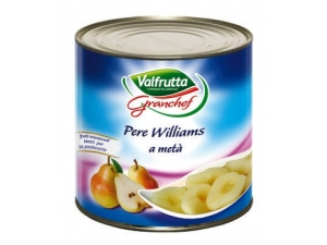 Valfrutta granchef • pere • pesche a metà kg 3