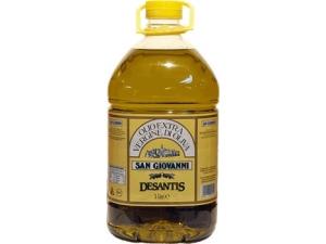 Desantis san giovanni olio extra vergine di oliva pet lt 5