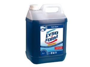 Lyso form  professionale  detergente pavimenti  lt 5