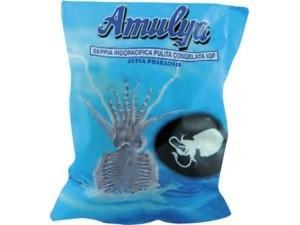 Amulya  seppia pulita 13/20 kg 1 (peso netto gr 800)