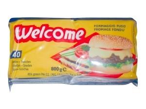 Entremont welcome  40 fettine di formaggio fuso gr 800