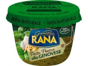 Rana  pesto fresco • alla genovese • senz'aglio • di noci  gr 140