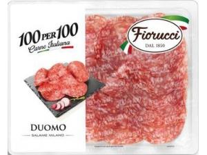 Fiorucci 100per100 salame milano  gr 90
