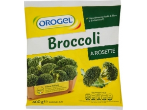 Orogel broccoli rosette gr 400