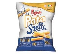 Pizzoli  pata snella  patatine  gr 750