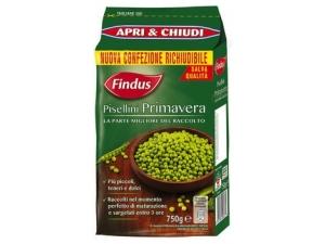 Findus  pisellini primavera  gr 750