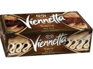 Viennetta • classica gr 360 • tiramisù gr 400