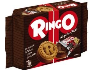 Ringo  8 snack gelato • cacao • vaniglia gr 280