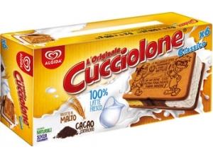 Algida cucciolone  6 gelati - gr 480