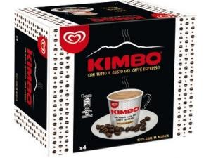 Kimbo algida • 20 bon bon gr 180 • 4 mini coppa gr 160