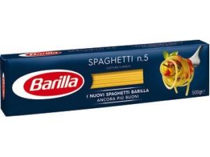 Barilla pasta di semola formati normali varie trafile - gr 500