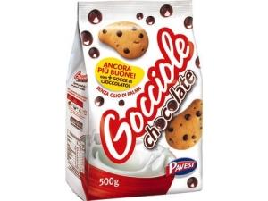 Pavesi gocciole  • chocolate gr 500 • extra dark gr 400 • nocciola gr 400