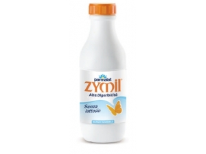 Parmalat zymil latte uht alta digeribilità  • buono • magro  • gustoso lt 1