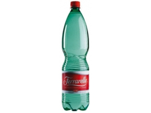 Ferrarelle  acqua minerale  effervescente naturale lt 1,5