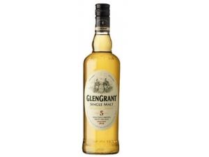 Glen grant  scotch whisky  cl 70