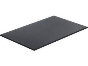 Mc ristorazione tagliere nero flex cm 50x30