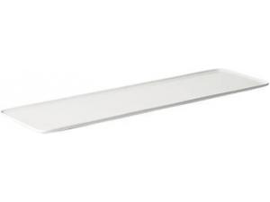 Table top vassoio rettangolare cm 54x16x1,7