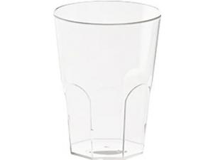 Poloplast 5 bicchieri cocktail trasparenti cc 400