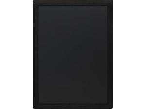 Securit lavagna nera a parete cm 60x80