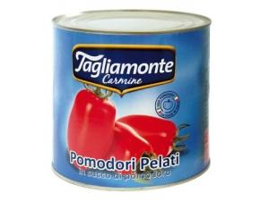 Tagliamonte pomodori pelati kg 3