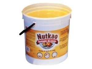 Nutkao  crema • nocciola  • bianca kg 6