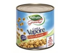 VALFRUTTA GRANCHEF CECI COTTI A VAPORE  3/1