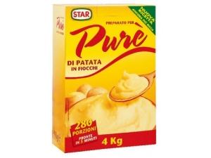 Star purè kg 4