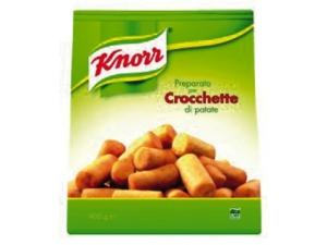 Knorr preparato per crocchette gr 900