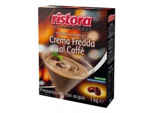 Ristora preparato crema fredda caffè astuccio kg 1