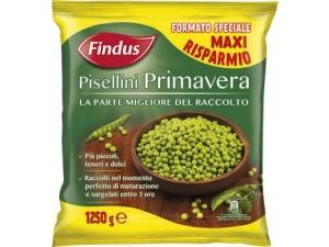 Findus pisellini primavera kg 1,25