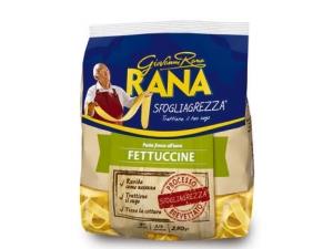 Rana sfogliagrezza  pasta fresca all'uovo • fettuccine • pappardelle • tagliatelle gr 250