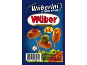 Wuber wuberini di puro suino  gr 100