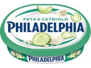 Kraft philadelphia feta e cetriolo gr 150